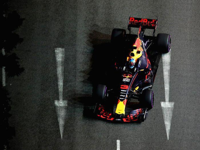 Tim Red Bull di ajang Formula 1 (Foto: Clive Mason/Getty Images)