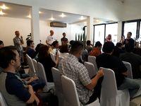 Para peserta yang hadir dalam acara Exclusive Coffee Class.
