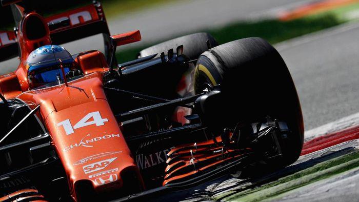 McLaren resmi putus kontrak dengan Honda sebagai pemasok mesin (Mark Thompson/Getty Images)