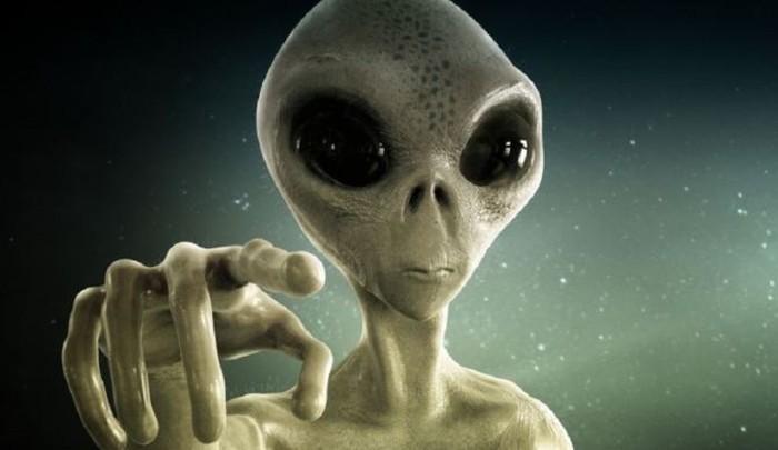 Ilustrasi alien. Foto: Istimewa