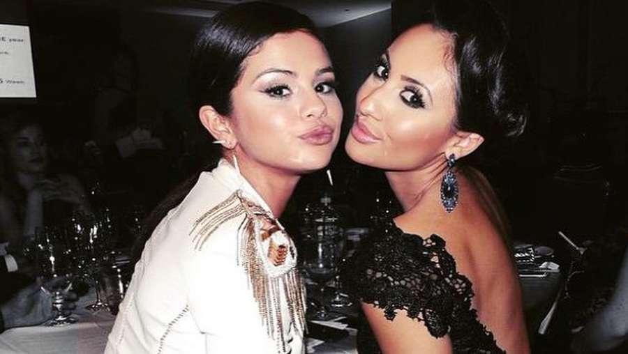 Besties! Intip Kedekatan Selena Gomez dan Francia Raisa