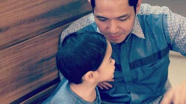 Papa Idaman! Foto Kedekatan Seleb dan Anak Ini Bikin Gemas!