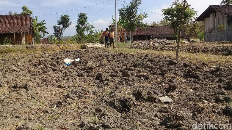 4 Kecamatan di Kabupaten Kediri Rawan Kekeringan