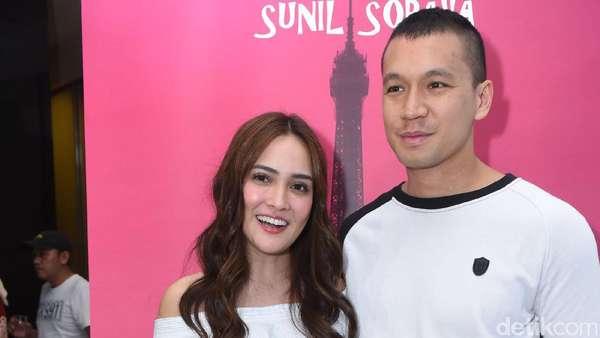 Baper! Shandy Aulia-Samuel Rizal Ketemu Lagi di Eiffel Im In Love 2