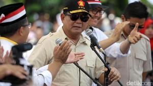 Prabowo Ambisi Jadi Presiden, Golkar Ingatkan soal Elektabilitas