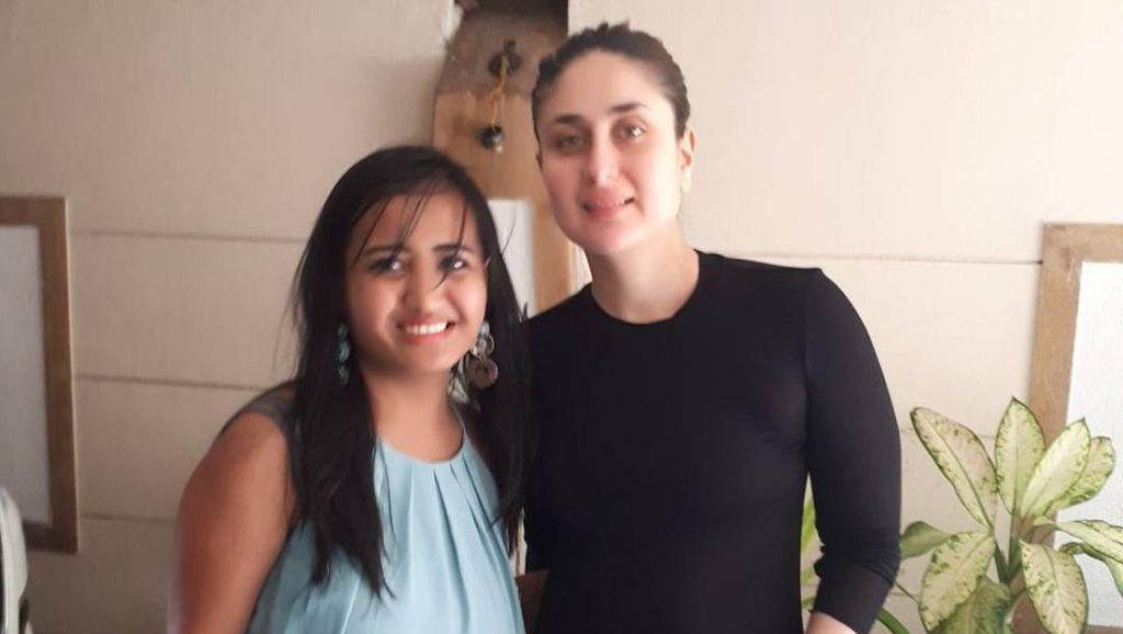 Bikin Iri Fans Bollywood, Gadis Indonesia Ini Foto dengan Banyak Artis India