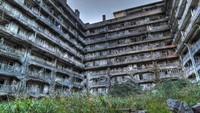 Hashima, Bekas Pulau Terpadat Dunia yang Jadi Kota Hantu