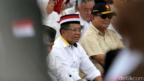 Syarat Rumit Presiden PKS Dukung Prabowo