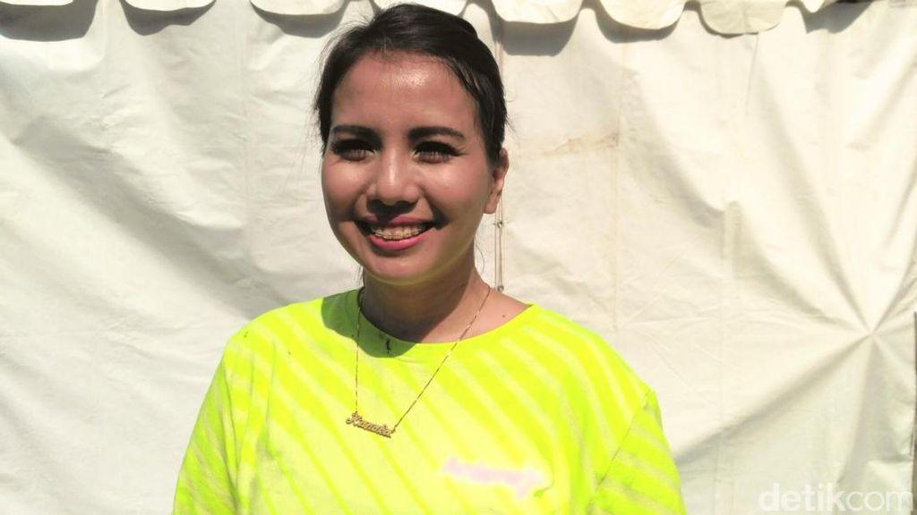 Resep Tya Ariestya Jaga Kebugaran Fisik Selain dengan Taekwondo