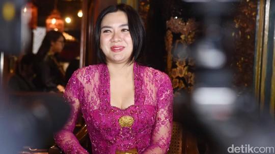 Vicky Shu Menikah di Borobudur 23 September