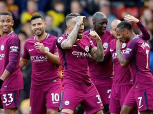 Otamendi: Guardiola Wajibkan Pemain City Fasih Bahasa Inggris