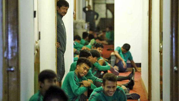 Indra Sjafri pernah menangani timnas Indonesia U-19 sebelum digantikan oleh Bima Sakti. (