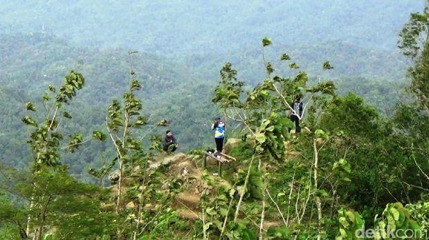 Puncak Bukit Ijo, Idola Baru dari Purworejo