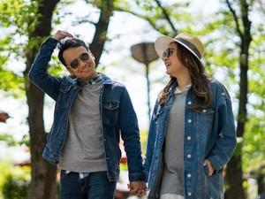 Kemesraan Vicky Shu dan Calon Suami, Kecantikan Acha Septriasa