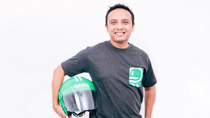 Ongki Kurniawan, Managing Director GrabPay Indonesia. Foto: Grab