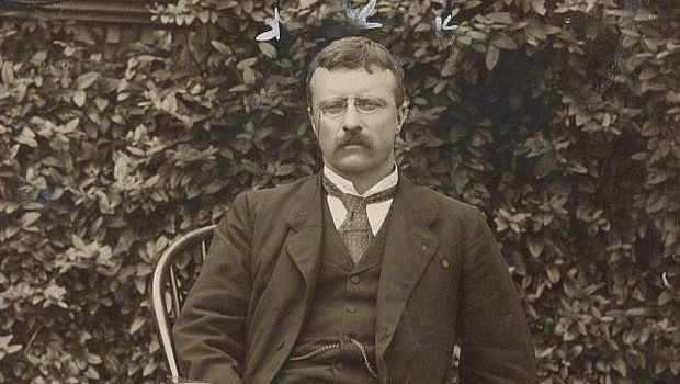 Theodore Roosevelt, presiden ke 26 Amerika Serikat