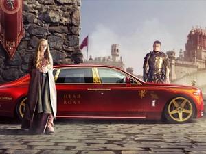Foto: Mobil yang Cocok untuk Pemeran Games of Thrones