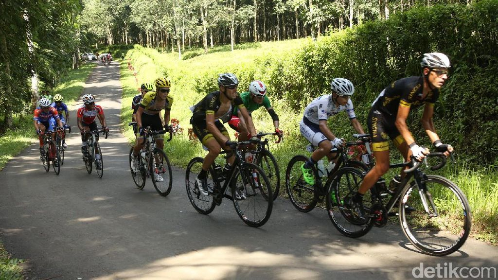 Iran Absen, Pebalap Eropa Diyakini Kuasai Tour de Ijen Banyuwangi