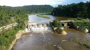 Air di Waduk Hingga Danau Menyusut, Apa penyebabnya?