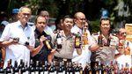 Petugas Gabungan Gagalkan Penyelundupan 50 Ribu Miras dari Singapura