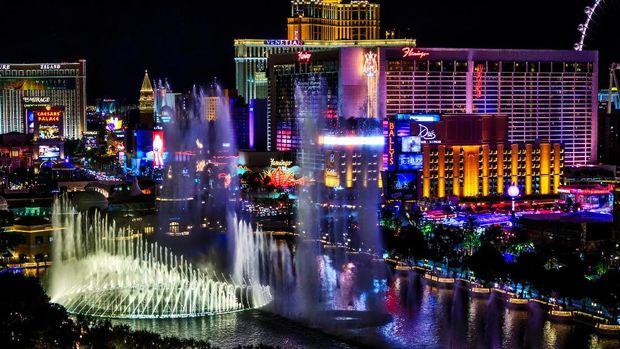 Las Vegas di Amerika
