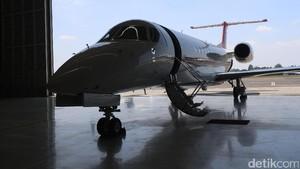 Mudik Mewah dan Berkelas: Pakai Jet Pribadi