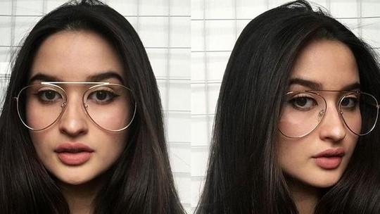 Pilih Mana? Anak Titi DJ, Stephanie Poetri dengan Kacamata atau Nggak?