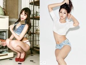 <i>Hotness Overload</i>! Seksinya Para Idol Korea, Mana Favoritmu?