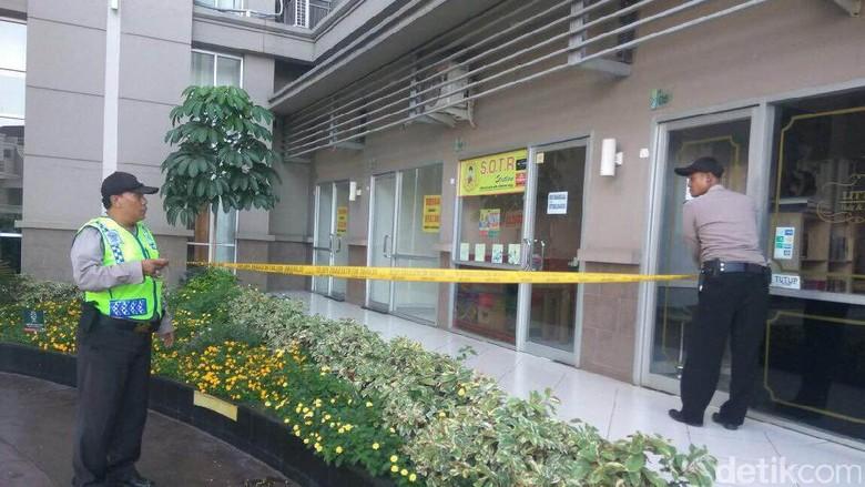 Wanita Tewas Terjatuh dari Lantai 30 Apartemen Green Lake Sunter
