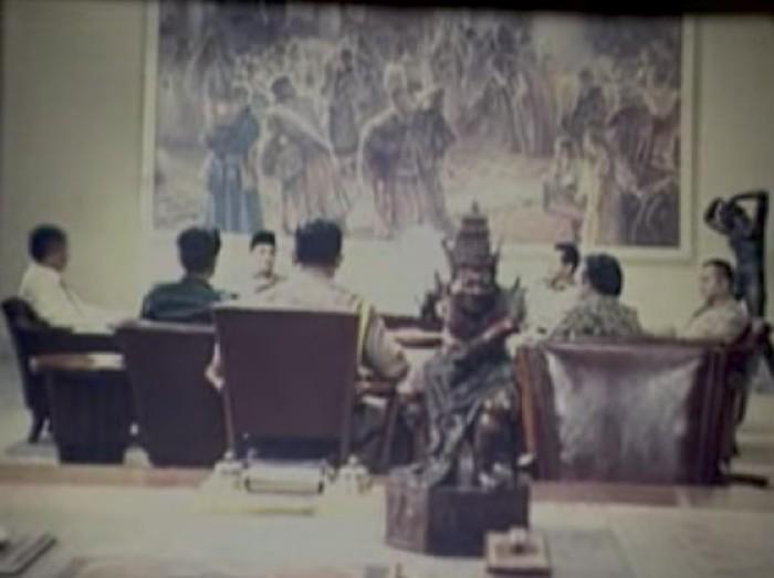 Scene di film G30S/PKI