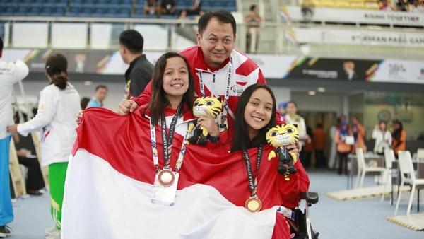 Klasemen Medali ASEAN Para Games 2017: Rebut 22 Emas, Indonesia Memimpin