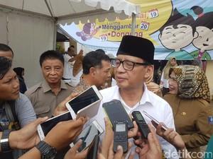 80 Balita Gizi Buruk di Kota Serang, Gubernur Banten: Bawa Sini!