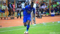Gabung Bhayangkara FC, Ezechiel Bantah Bermasalah dengan Persib Bandung