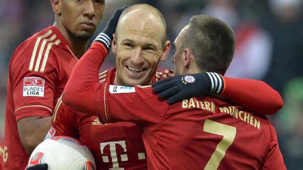 Bale bisa jadi pengganti sepadan bagi Robben dan Ribery.