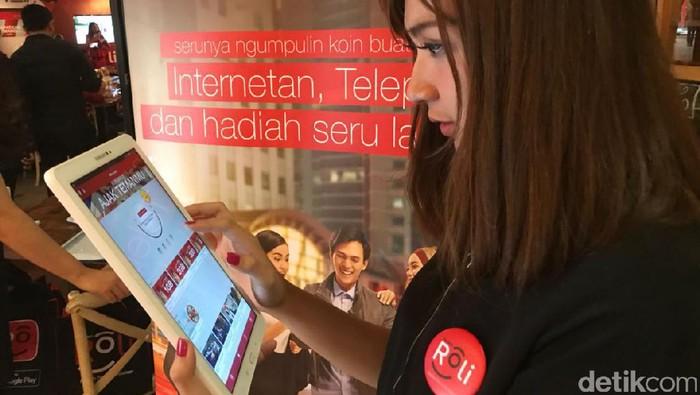 Telkomsel (detikINET/Achmad Rouzni Noor II)