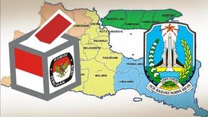 Jumlah Pemilih di Surabaya Untuk Pilgub Jatim Naik Dibanding Pilwali
