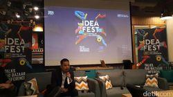 IdeaFest: Ajang Kumpul Bagi yang Ingin Mengembangkan Diri