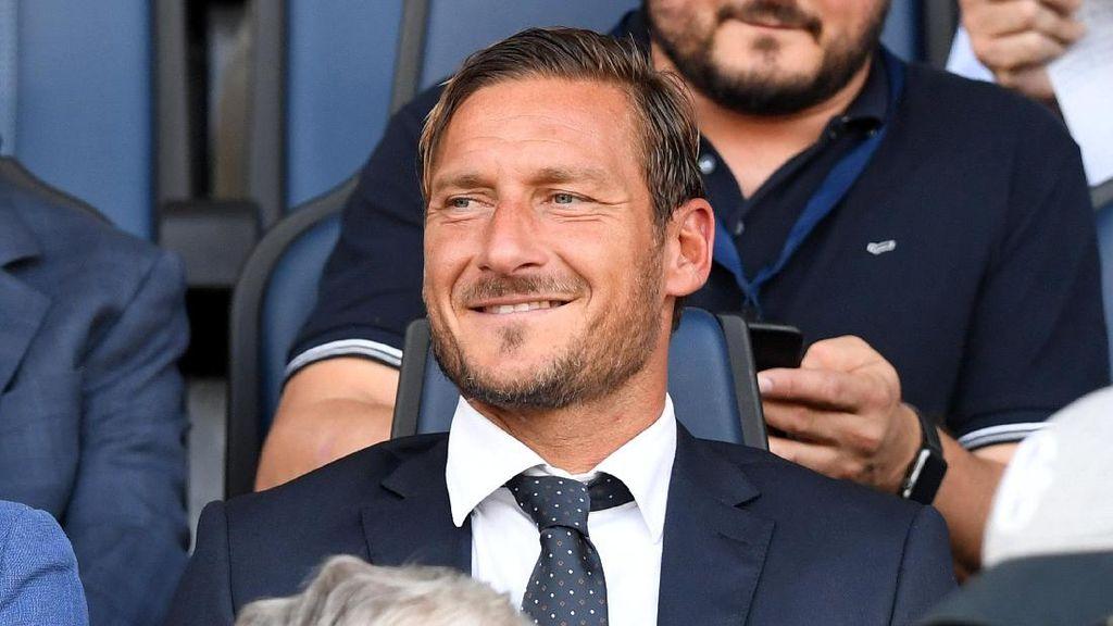 Totti Ingin Berkarier sebagai Direktur Olahraga, Bukan Pelatih