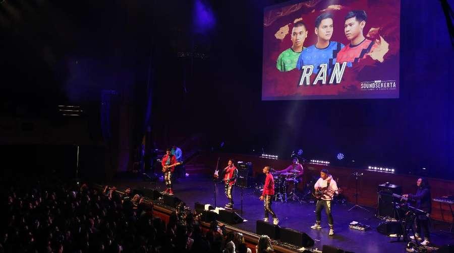 Project Pop, RAN, dan Isyana Sukses Obati Kerinduan WNI di Australia