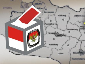 KPU Segera Proses Daftar Penduduk Potensial Pilgub Jabar