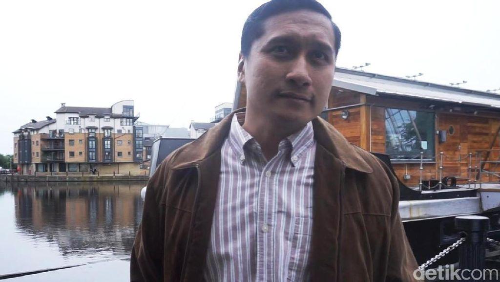 Arie Untung Tahu Tujuan Aksi 812 tapi Fokus pada Ukhuwah di Demo