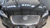 Lelang Mobil KPK, Jaguar M Sanusi Tak Laku