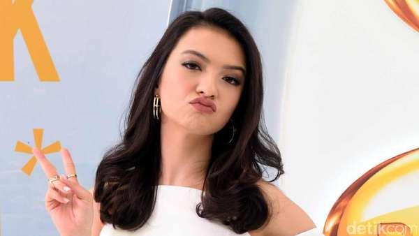 Jarang ke Salon, Rambut Raline Shah Kok Cantik Banget Ya?