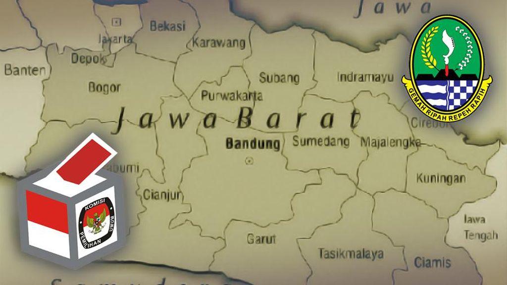 Final Real Count KPU, Ade-Nana Menang Pilwalkot Banjar