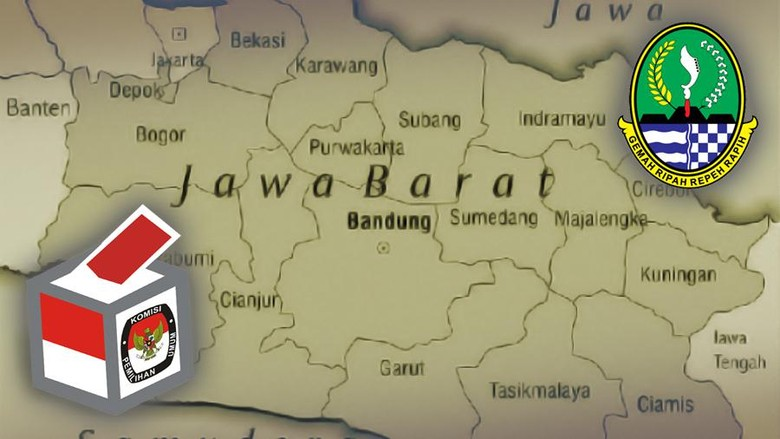 Prabowo Tunjuk Mayjen Sudrajat Jadi Cagub Jabar