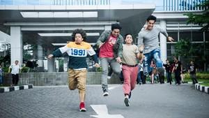 Main Film Jomblo, Ini Pengalaman Tidak Punya Pacar Para Bintangnya