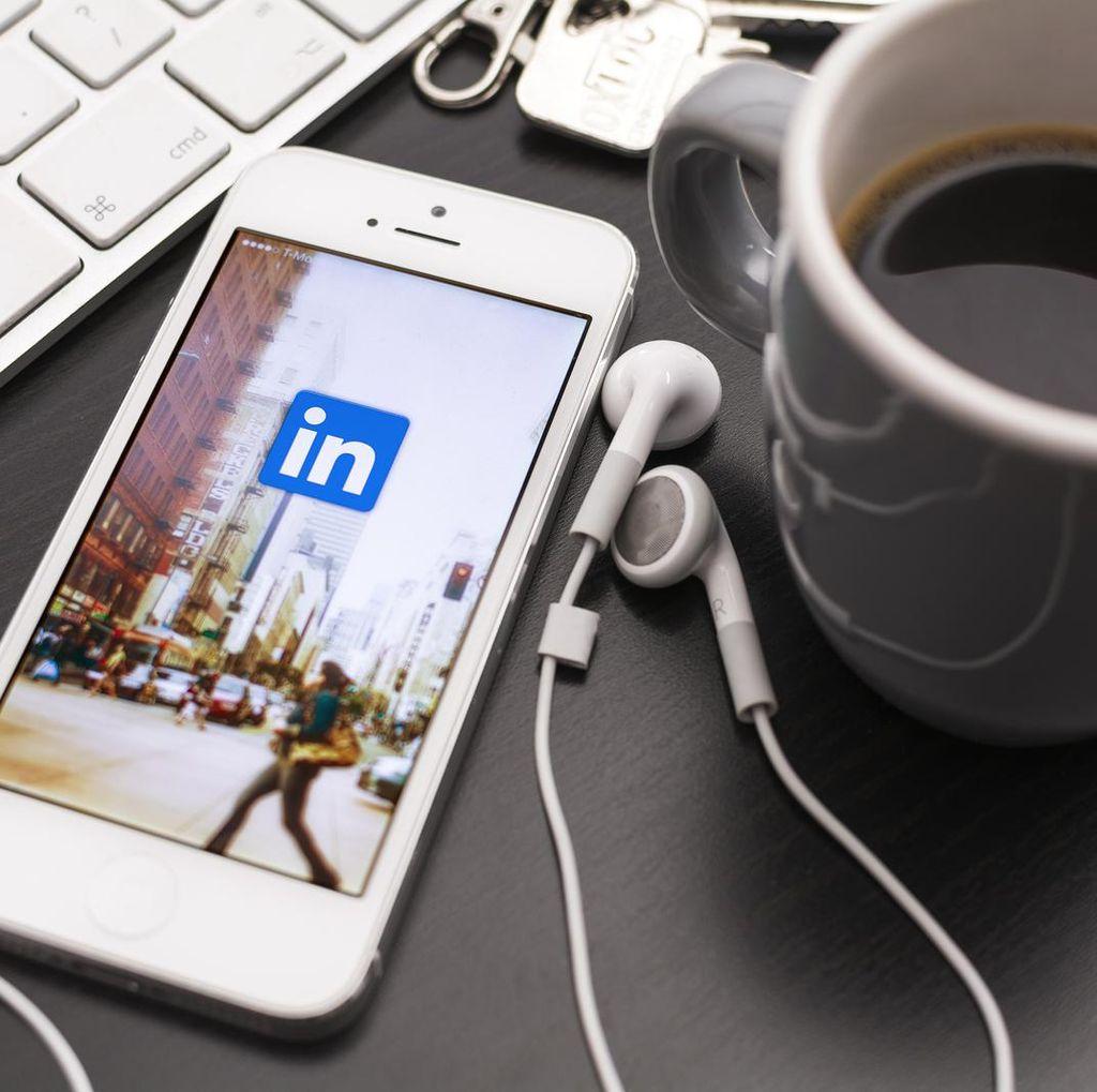 LinkedIn Kini Bisa Kirim Pesan Suara