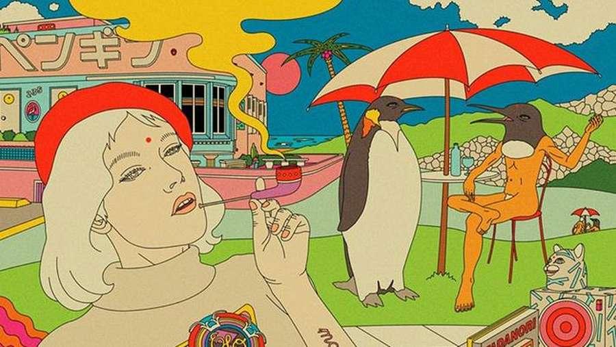 Kece Banget! Visual Warna 70-an ala Kendra Ahimsa