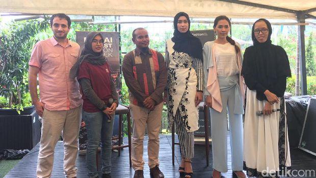 10 Desainer Hijab Indonesia Akan Pamer Karya di Turki dan Dubai