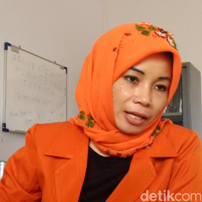 Komisioner KPU Jabar Nina Yuningsih